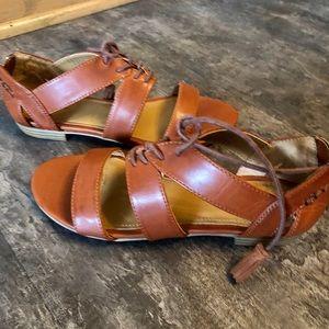 NWOB G.H. Bass & Co Gladiator Sandals